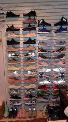 Lens shoe shelf so amazing by shyho