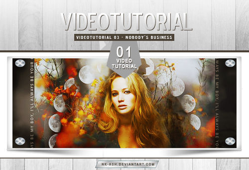 Videotutorial 03 - Nobody's Business