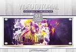 Videotutorial 04 - Long Brown Hair