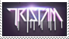Tristam Fan Stamp by Transsexual