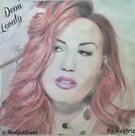 Demi Lovato - Drawing