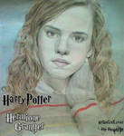 Hermione Granger - Harry Potter - Drawing
