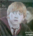 Ron Weasley - Harry Potter- Drawing