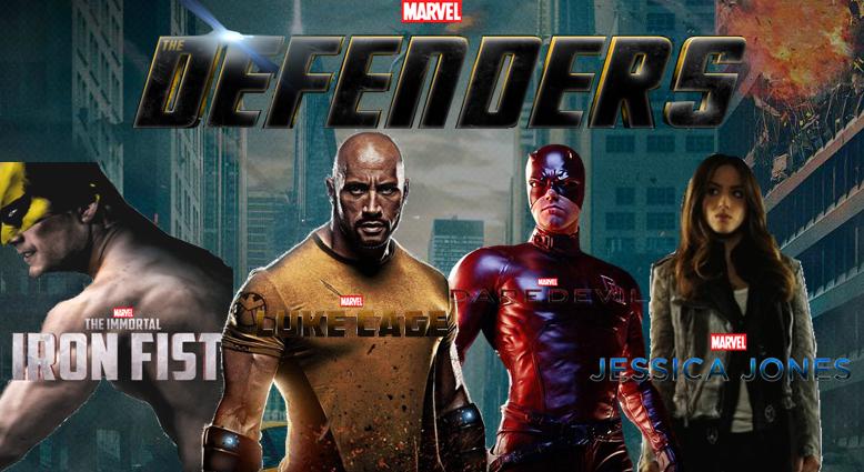 Image result for marvel's the defenders netflix
