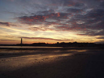 Jersey Sunset 1 by marylinmonroe