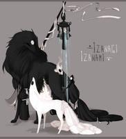 [TWWM] Izanagi ~ Izanami - Trackers by flaw