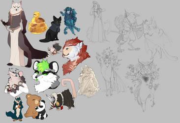 sketch/misc dump