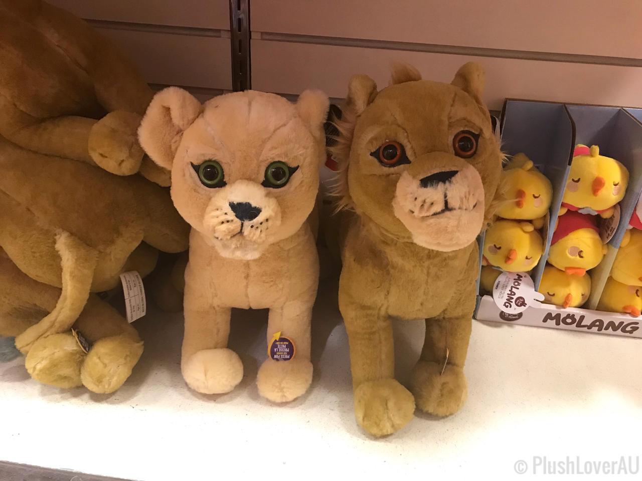 Lion King Plushies 2019 By Plushloverau On Deviantart