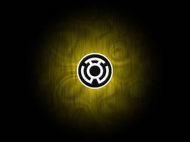 Sinestro Corps. Logo by veraukoion