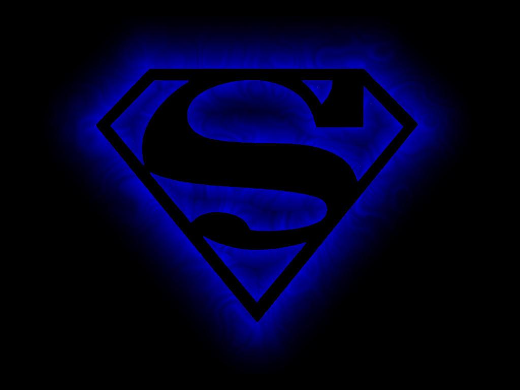 Blue Flare Superman Symbol By Veraukoion On Deviantart