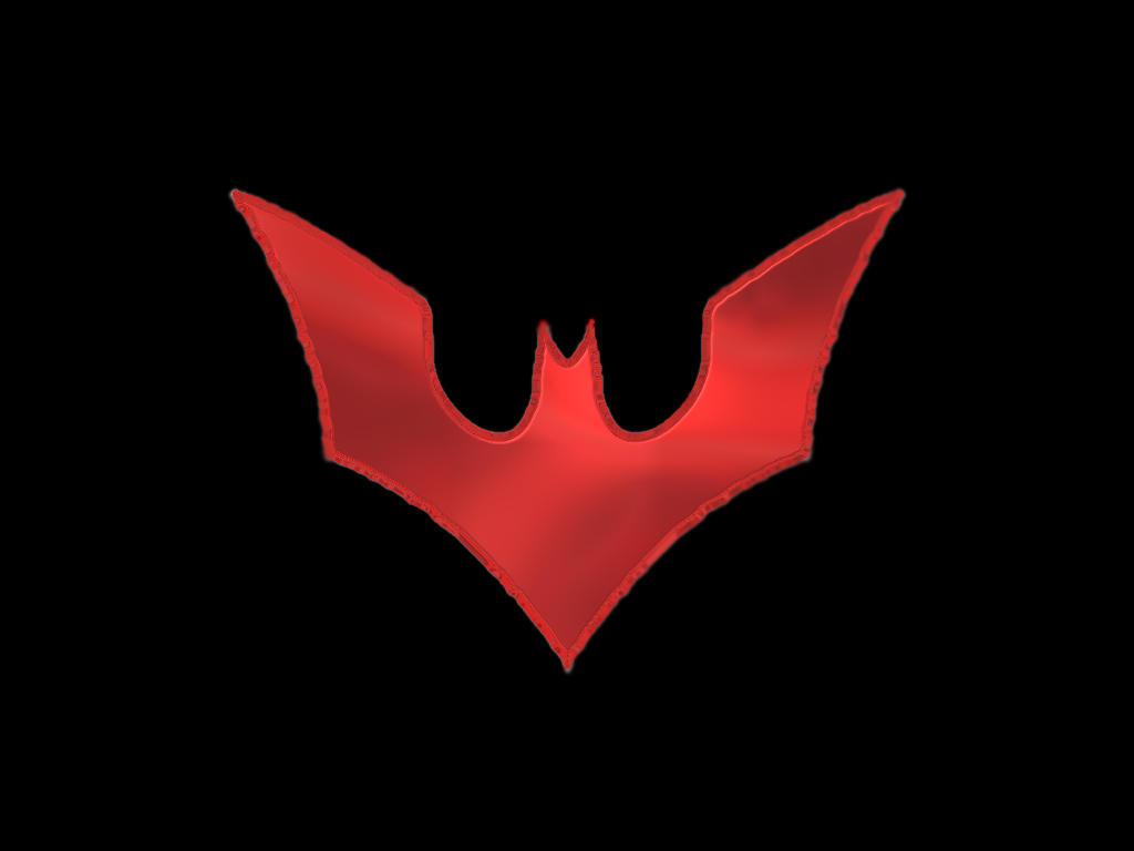 Batman Beyond Symbol by veraukoion on DeviantArt Batman Beyond Logo Wallpaper Hd