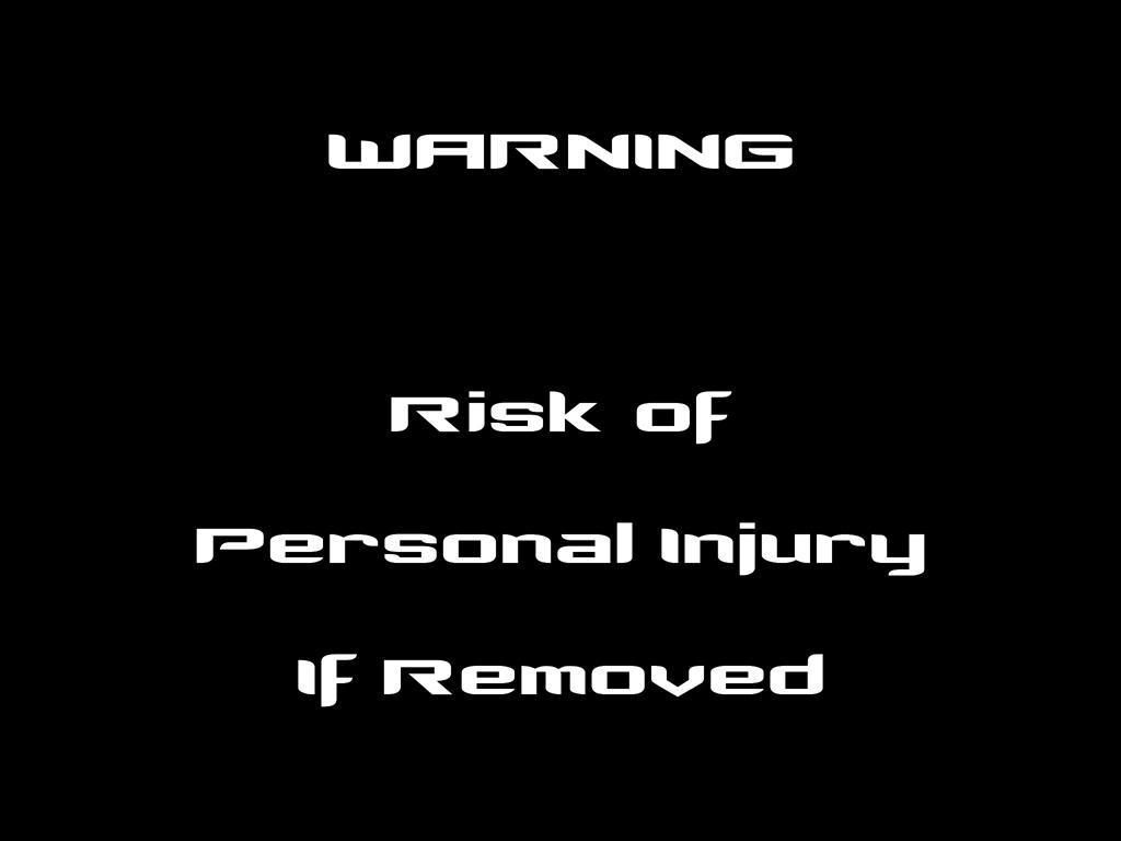 Personal Injury Risk by veraukoion