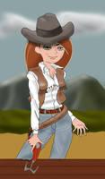 Howdy Ronnie by captainkodak1