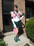 Sailor Jupiter Cosplay -Shot1-