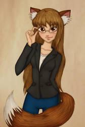 ArinaFoxy_School Style by ArinaFoxy