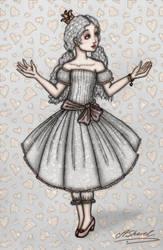 Princess Mirana by ArinaFoxy