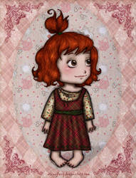 Elly_Rose_Hightopp by ArinaFoxy