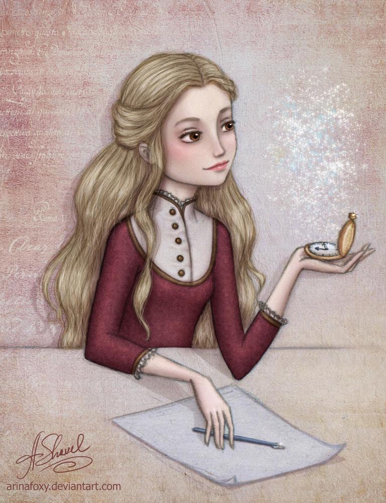ArinaFoxy's Profile Picture