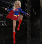 Supergirl Vs the Gangsters-(1) by Eventhorizon61