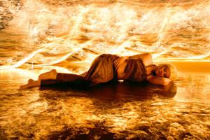 Daenerys Targaryen: With fire and blood
