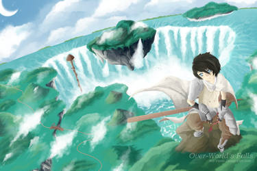 Over-World's Falls by Ani-Yume