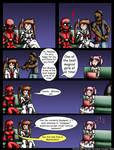 Deadpool and Nanoha issue 7
