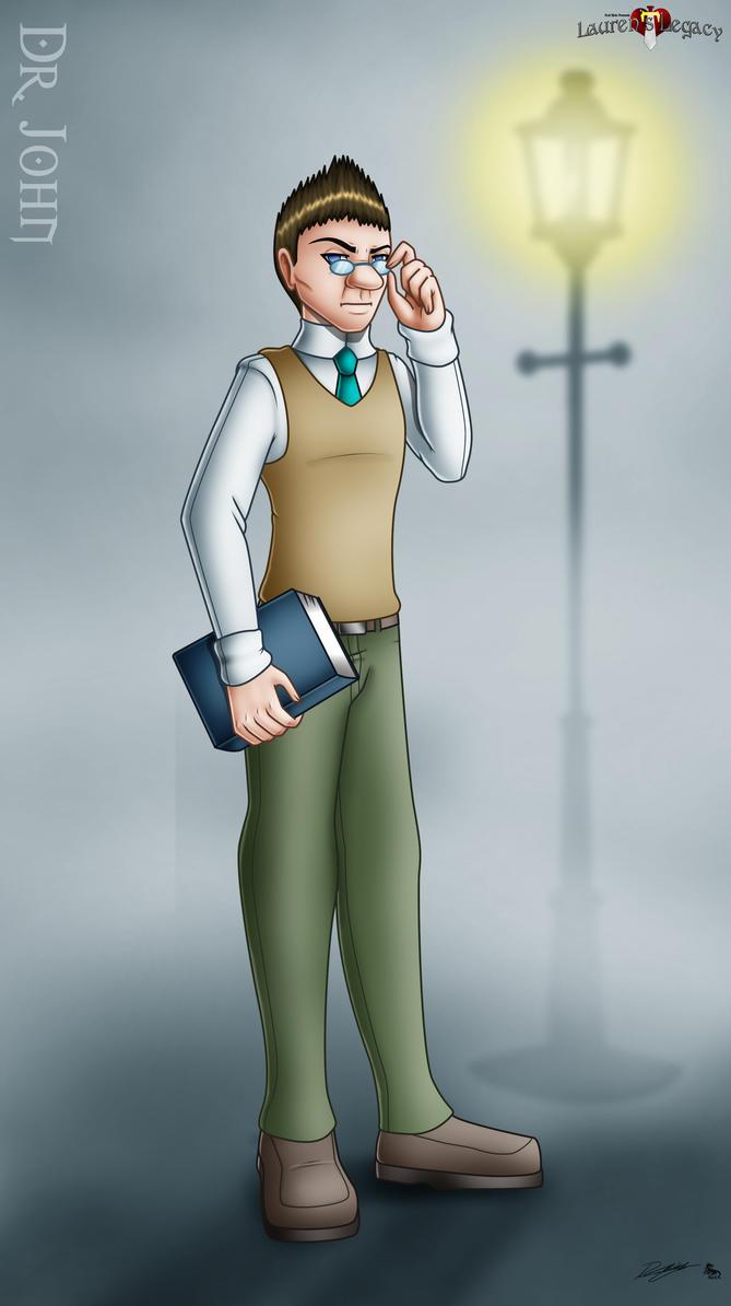 Dr. John by Evil-Rick