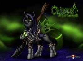 Crixus, son of Dwarves
