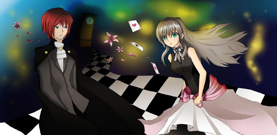 Wonderland by NoriKaze