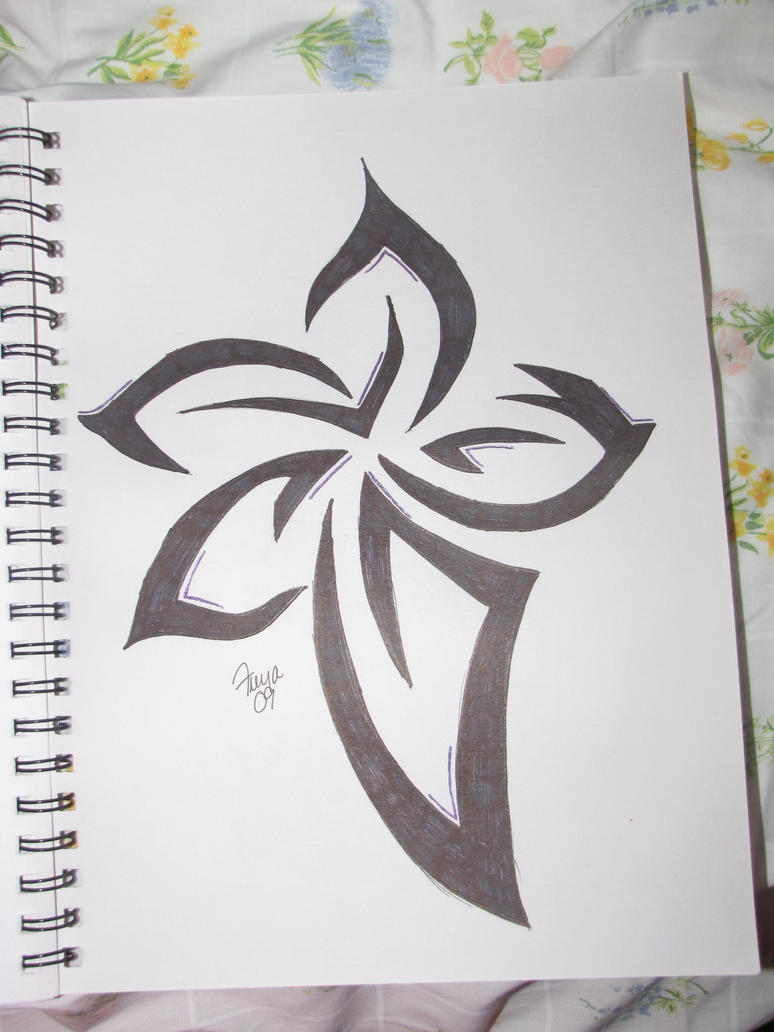 Lotus Flower Tribal By Photos By Freya On Deviantart