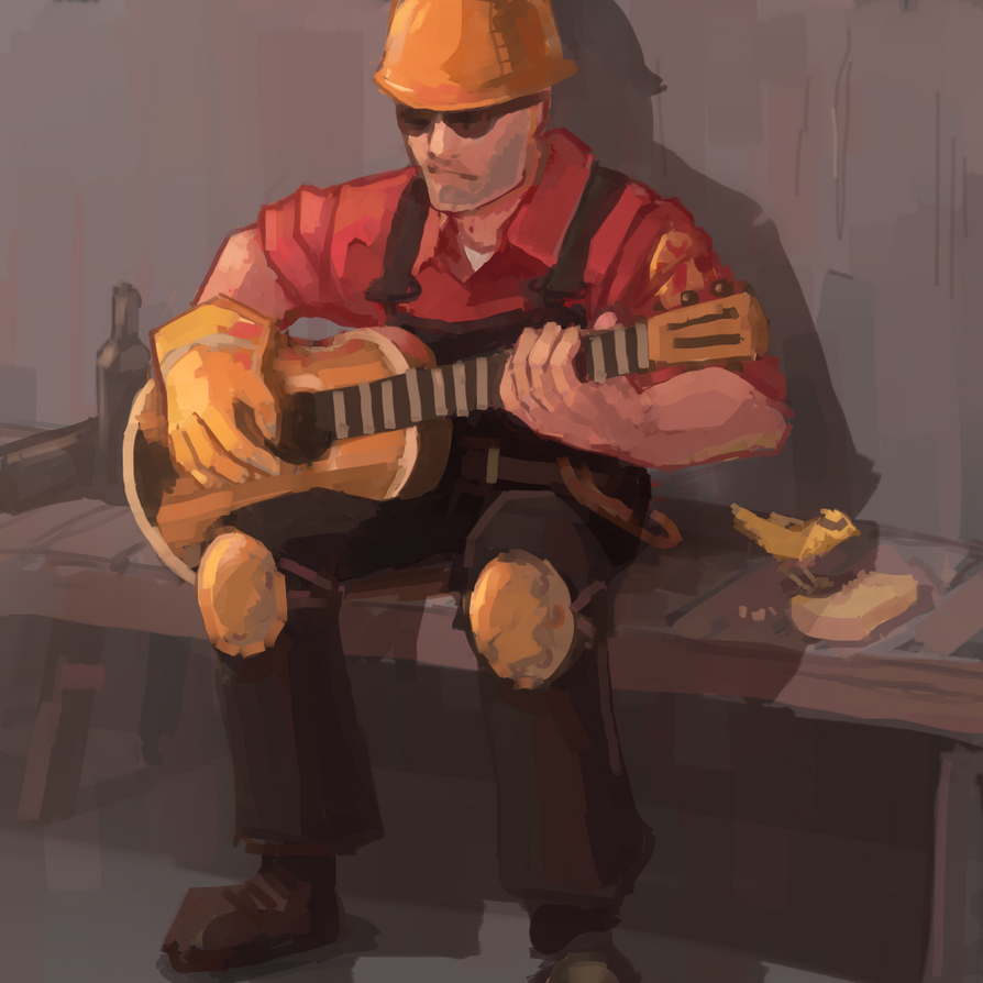 Engineer by Swallowchaser