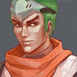 Young Genji by Swallowchaser