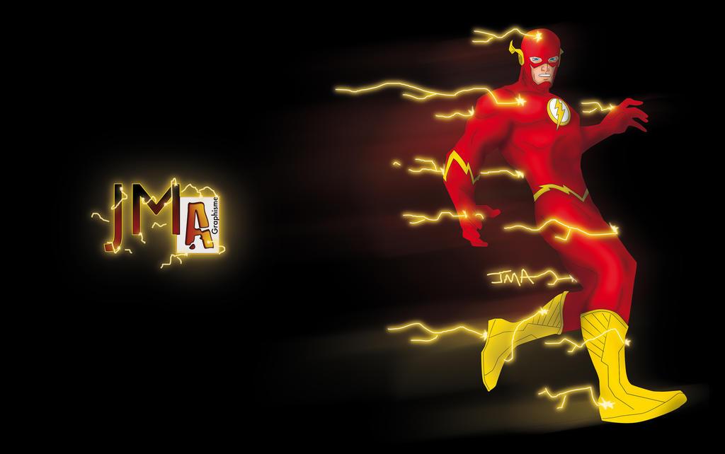 Flash ! by JMA-13