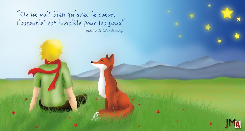 Petit prince by JMA-13