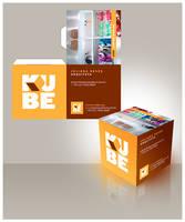 Kube Business Card by RaphaelAleixo