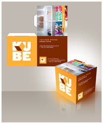 Kube Business Card by RaphaelAleixo