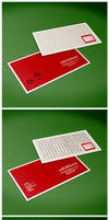 Loodo Advergames Business Card