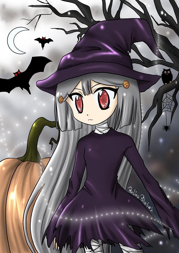Halloween 2011 by PaulinaAPC