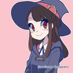 Akko - Little Witch Academia
