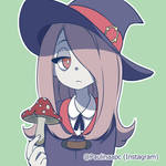 Sucy - Little Witch Academia
