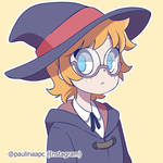 Lotte - Little Witch Academia