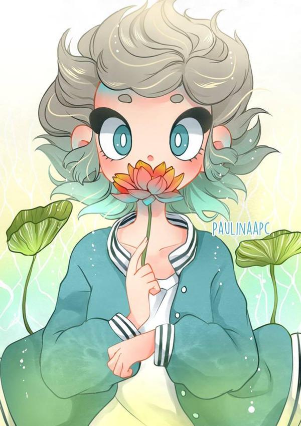 Lotus by Paulinaapc