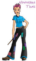 Tonks by agpotter