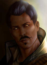 Dorian Pavus by The13th-Warrior