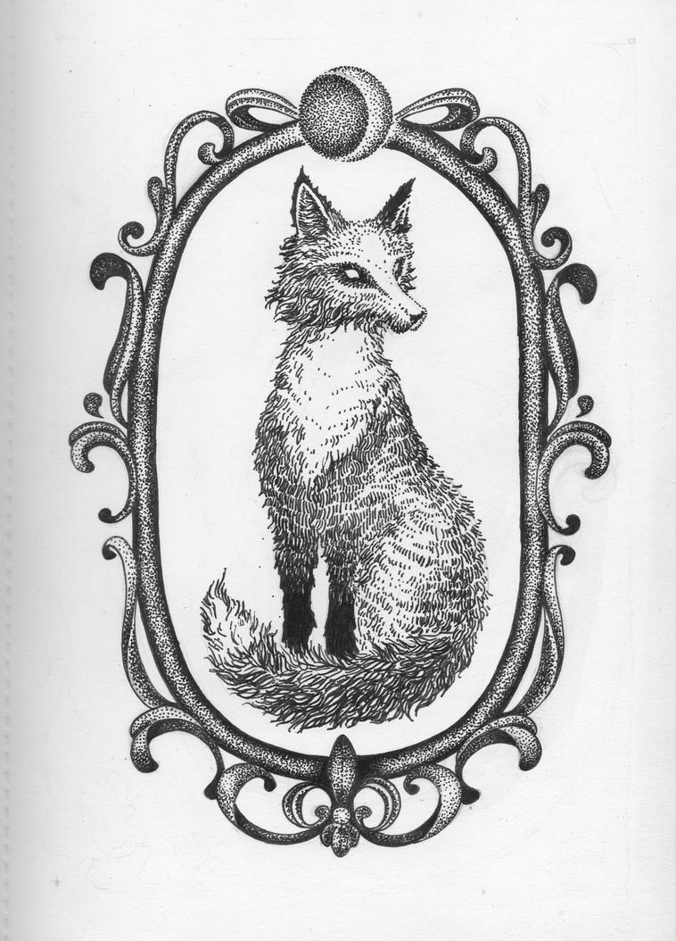Tattoo sketch by Traditional Deer Tattoo Drawing