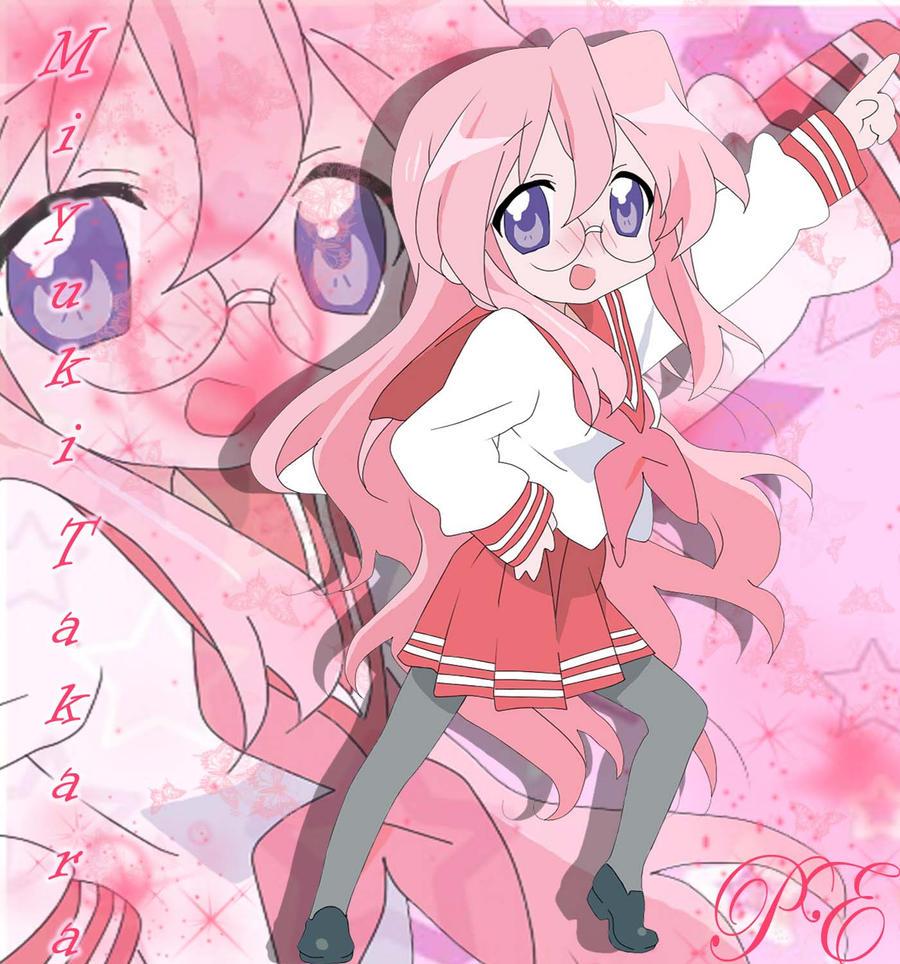 Manga Images D N A Miyuki Wallpaper And Background: 22 Wallpapers De Animes Con Pelo Rosa O_o