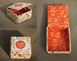 Mini Pumpkin Box by Magical525