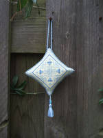 Ornament of the Month - March,  Ornament finish by Magical525