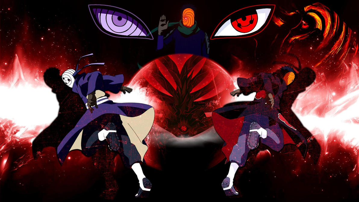 obito uchiha wallpaper by fruitynite on deviantart