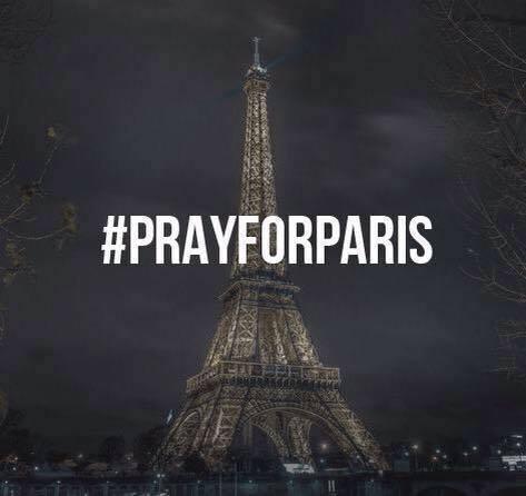 #PRAYFORPARIS by BlackMountain150